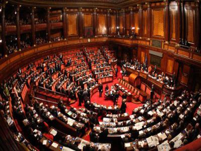 Presentati in parlamento i dati omeoimprese il presidente for Parlamento senato